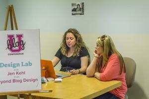 BlogU Conference - Design Lab